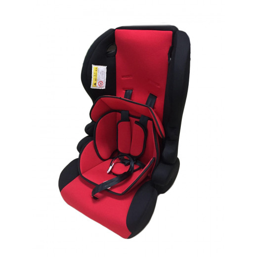 Baby Car Seat - Red/ Blue