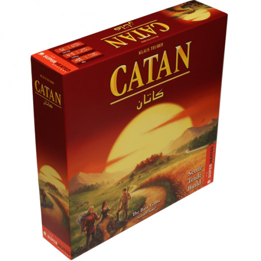 Catan Base Game 3-4 Players