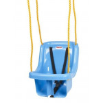 Dolu Swing with Safety Belt, Different Colors