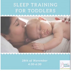 Sleep Training For Toddlers