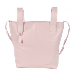 Small Changing Bag Pink New Cotton