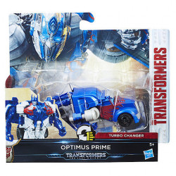 Transformers 1 Step Turbo Changers