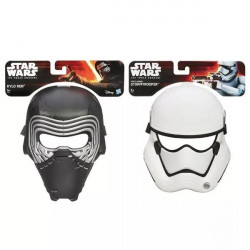 Star Wars Masks, Assortment