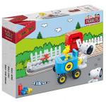 Banbao Snoopy Mailman