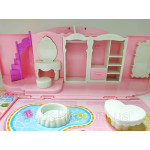 LOL Doll House Set