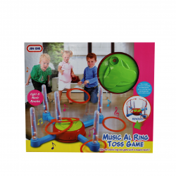 Music All Ring Toss Game