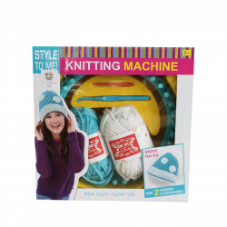 Style To Me Knitting Machine