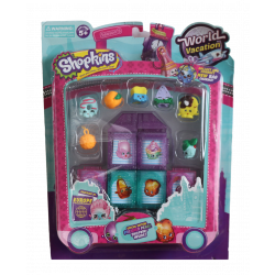 Shopkins World Vacation - Boarding to Europe S8 - Assortment