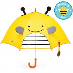 Skip Hop Zoobrella Little Kid Bee Umbrella