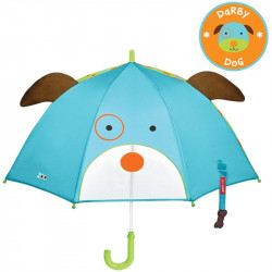 Skip Hop Zoobrella Little Kid Dog Umbrella