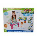Color Word Pad