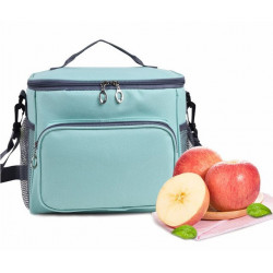 Kargou Lunch Box Insulated Cooler Bag - Light Green