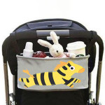 GenioWorld Stroller Organizer Zebra