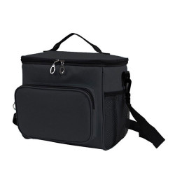 Kargou Insulated Cooler Bag Lunchbox Coolers Tote - Black
