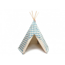 Nobodinoz Arizona Teepee (Blue Scales)