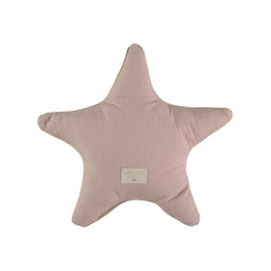 Nobodinoz Aristote Cushion (Misty Pink)
