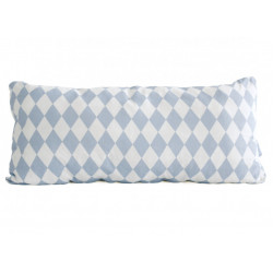 Nobodinoz Averell Cushion (Blue Diamonds)