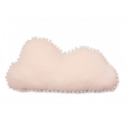 Nobodinoz Marshmallow Cloud Cushion (Dream Pink)