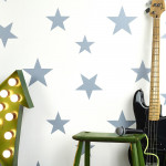 Hibou Star Wallpaper (Stellar Blue)