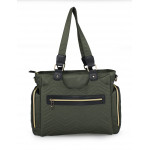 ColorLand Green Classic Baby Diaper Tote Maternity Bag