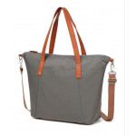 Colorland Avril Multi Functional Mummy Bag Diaper Bag - Grey