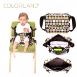 Colorland Portable Baby Booster Seats- Monky Brother