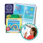 Crayola 8 Washable Window Markers