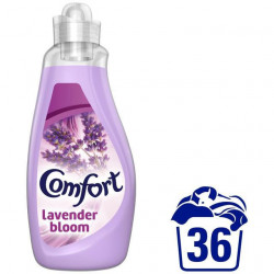 Comfort Lavender Fabric Conditioner 36 Wash 1.26L (Made in Britain)
