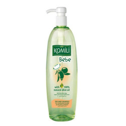 Komili Baby hair Shampoo with Olive oil 750ml (Made in Turkey).