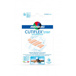 Master-Aid Cutiflex Waterproof 4 Sizes
