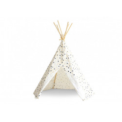 Nobodinoz Arizona Teepee (Black Honey Sparks)