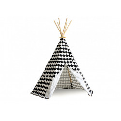 Nobodinoz Arizona Teepee (Black Scales)