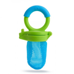 Munchkin Fresh Food Feeder - Blue/ Green