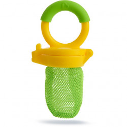 Munchkin Fresh Food Feeder - Yellow/ Green