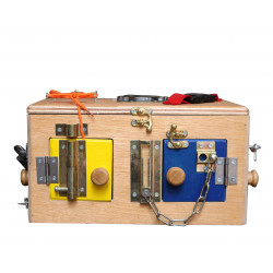 Mini Me Skills Lock & Latches Skills Box