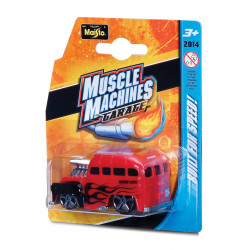 Maisto 1:64 Muscle Machines Garage Vehicle - Assortment