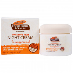Palmer's Cocoa Butter Formula Moisture Rich Night Cream, 2.70 oz