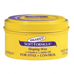 Palmer's Soft Formula Shaping Wax 100g