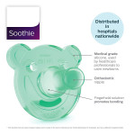Avent Soothie Shape Girl 0-3 Months