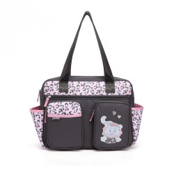 Colorland New Javababy Bag for Mummy - Baby Pink
