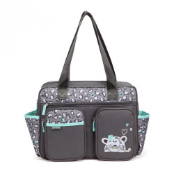 Colorland New Javababy Bag for Mummy -Green