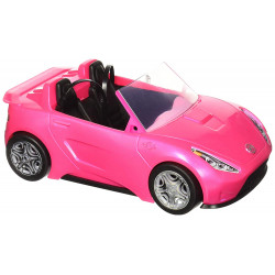 Barbie Convertible Car