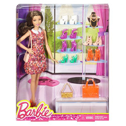 BARBIE FASHION AND BEAUTY - Fashion & Shoes -2
