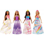Barbie Dreamtopia Princess Doll Assortment, Multi-Colour