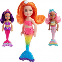 Barbie - Dreamtopia Mermaid Doll for Girls