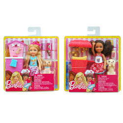 BARBIE - CHELSEA DOLL ASSORTMENT