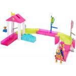 Barbie - Go Pony Race Track Playset