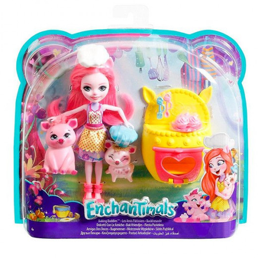 Enchantimals - Bambolotti Playset