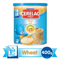 Cerelac Wheat (Stage 1) 400g