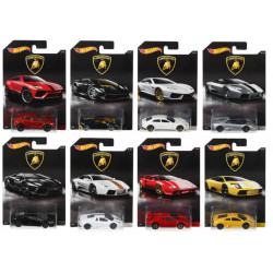 Hot Wheels - Lamborghini Assortment Diecast and Mini Toy Car